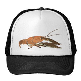 Realistic Crayfish/Crawdad Trucker Hat