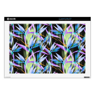 Realistic Flowers Pattern #2 Laptop Skin