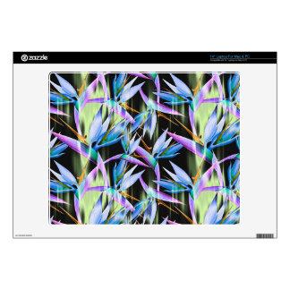 "Realistic Flowers Pattern #2 Skin For 14"" Laptop"