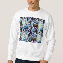 Realistic Flowers Pattern #2 Sweatshirt