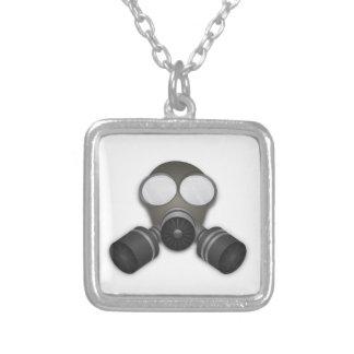Realistic Gas Mask Custom Jewelry