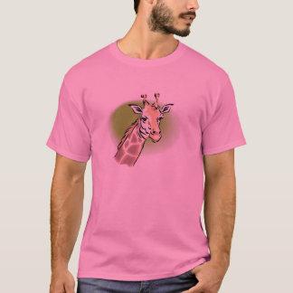 realistic giraffe head T-Shirt