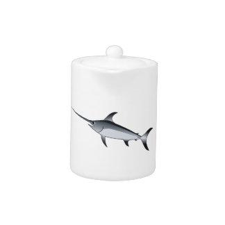 Realistic Gray/Grey Swordfish