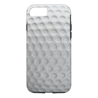 Realistic Looking Golf Ball Texture Pattern iPhone 8/7 Case