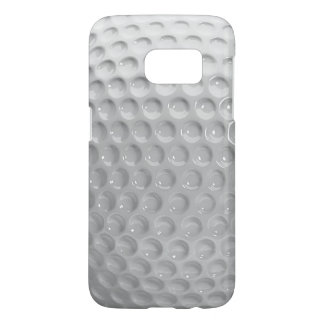 Realistic Looking Golf Ball Texture Pattern Samsung Galaxy S7 Case
