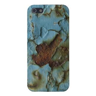 Realistic Paint Chip Art iPhone SE/5/5s Case