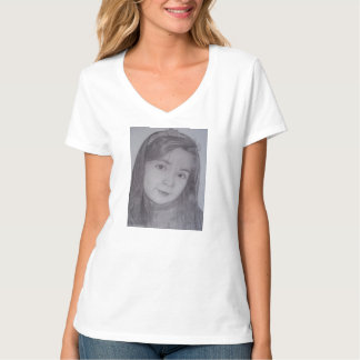 realistic picture the pencil graphite T-Shirt