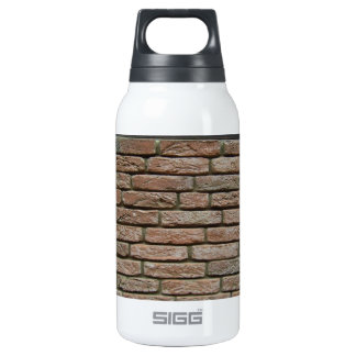 Realistic Red Brick Pattern SIGG Thermo 0.3L Insulated Bottle