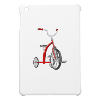 Realistic Red Tricycle Cover For The iPad Mini