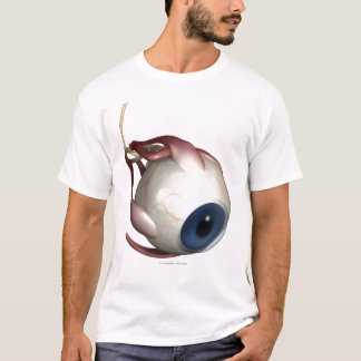Realistic rendering of the muscles of the eye T-Shirt
