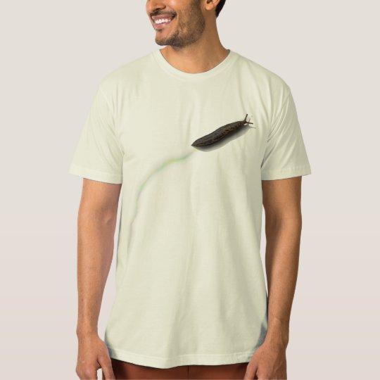 REALISTIC  SLUG T-SHIRT. T-Shirt