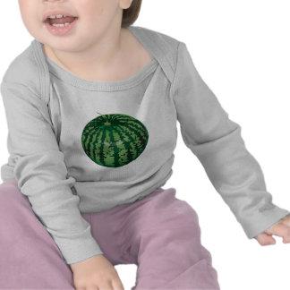 realistic watermelon tees