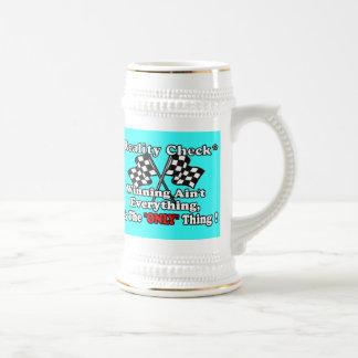 Reality Check Coffee Mugs