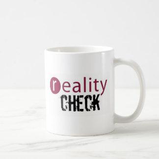 Reality Check Mug