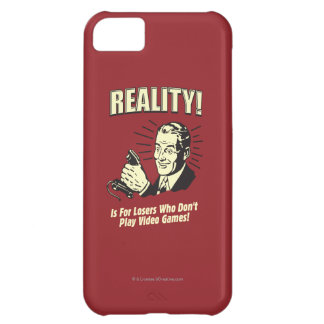 Reality: For Losers Case For iPhone 5C