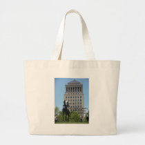Reality Large Tote Bag