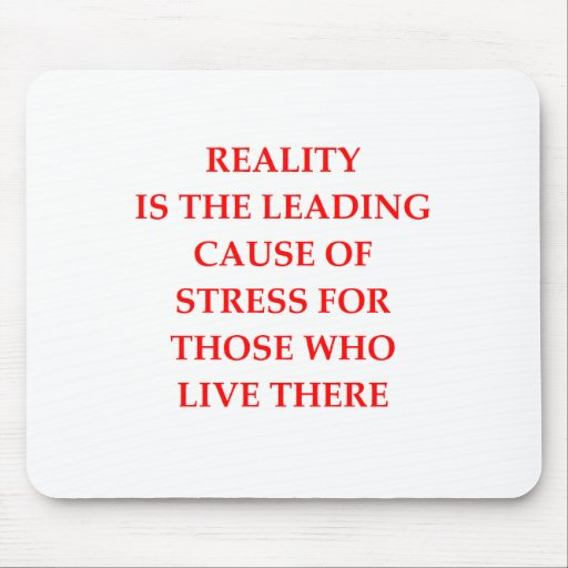 reality mouse pads