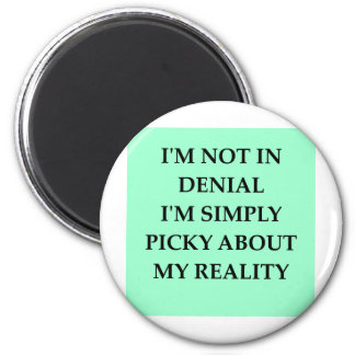 REALITY.png Fridge Magnet