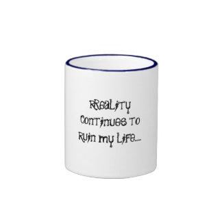 Reality Ringer Mug