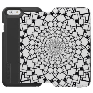 Reality Squared Mandala iPhone 6/6s Wallet Case