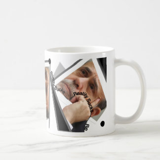Reality Sucks Coffee Mug