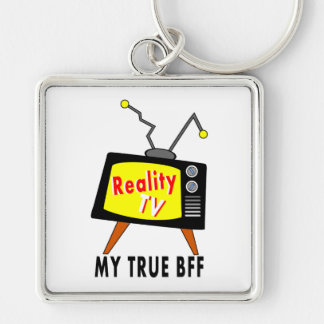 Reality TV My BFF Old-Fashioned TV Keychain