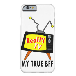 Reality TV Old-fashioned TV My Bff iPhone Case