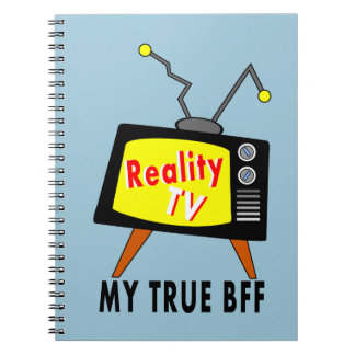 Reality TV Old-fashioned TV My BFF Notebook
