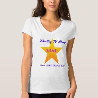 Reality TV Show Star T-Shirt
