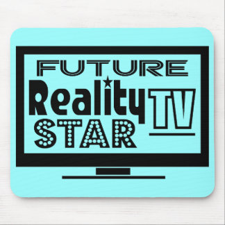 Reality TV Star Mouse Pad