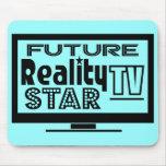 Reality TV Star Mousepad