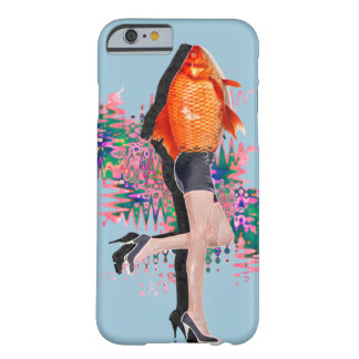 Reality vs. Fish Barely There iPhone 6 Case