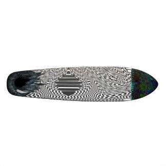 Reality vs. Vision Skate Boards