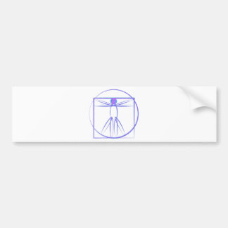 Realize Stretch Shift Bumper Sticker