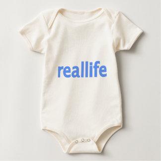 reallife baby bodysuit