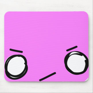 Really Annoyed Mouse Pad