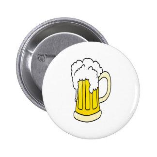 Really Big Mug o Beer Pinback Button