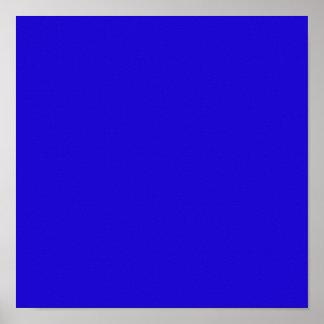 Really Blue Print