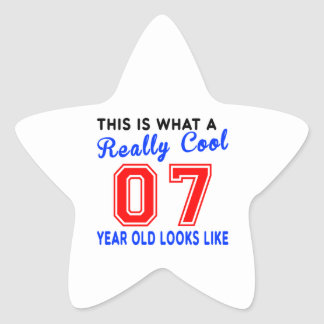 Really cool 07 sticker
