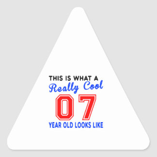 Really cool 07 stickers