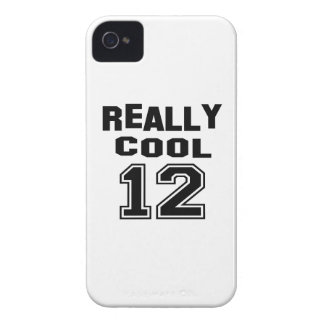 Really Cool 12 iPhone 4 Case-Mate Cases