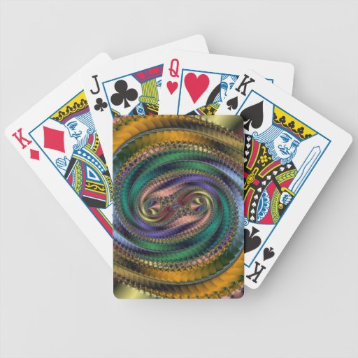 Really Cool Bicycle Playing Cards
