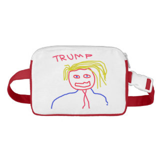 Really Cool Donald Trump Fanny Pack