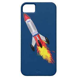 Really Cool Rocket iPhone SE/5/5s Case