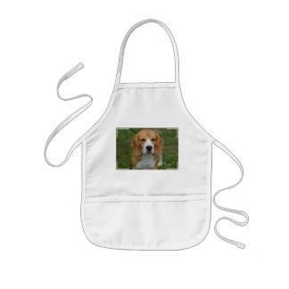 Really Cute Beagle Pup Aprons