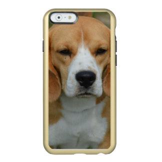 Really Cute Beagle Pup Incipio Feather® Shine iPhone 6 Case