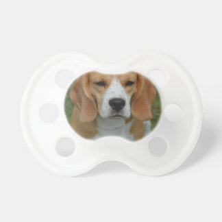 Really Cute Beagle Pup BooginHead Pacifier
