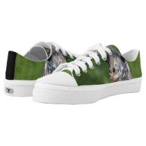 Really Cute Giraffe Low-Top Sneakers