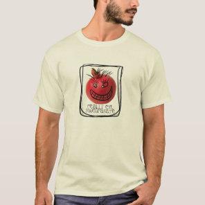 Really evil pomegranate T-Shirt