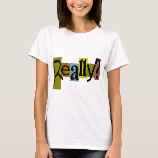 Really Funny Retro Colors T-Shirt